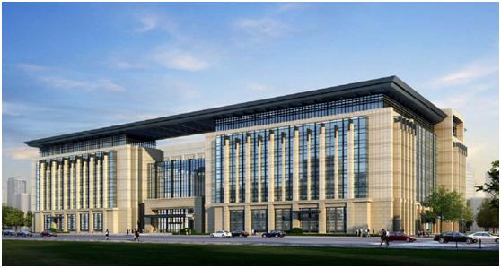 北京市档案馆新馆建设工程