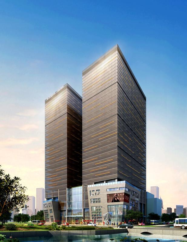 乌兰巴托国际商务大厦项目