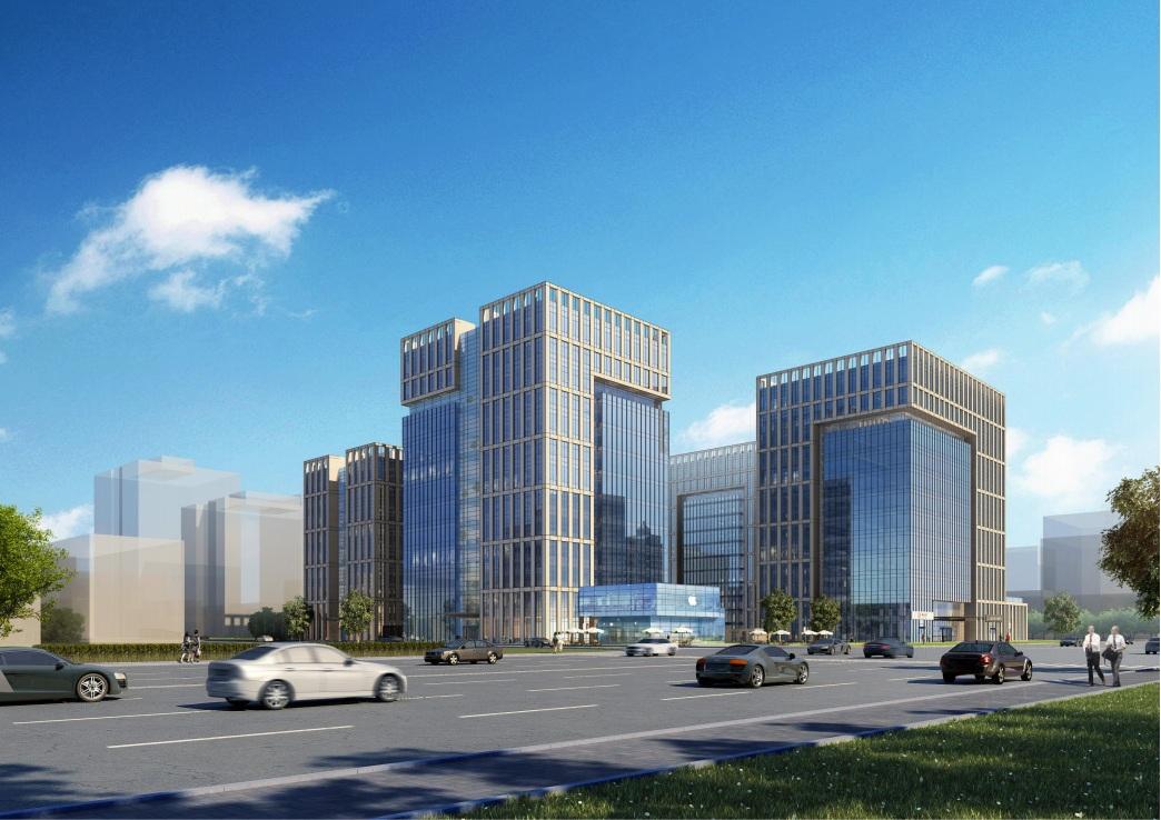 首特绿能港科技中心15号地项目