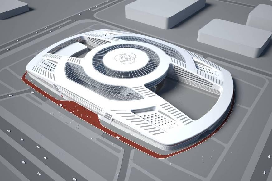 北京汽车研究总院北京汽车产业研发基地建设项目