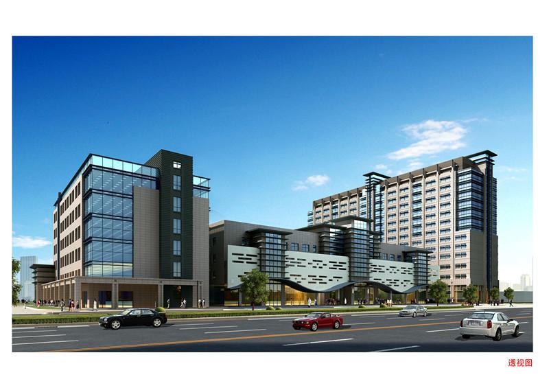 通州区新华医院建设工程项目