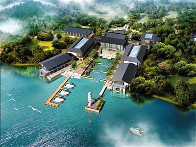 北京雁栖湖国际会都(核心岛)精品酒店项目