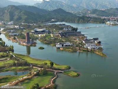 北京雁栖湖国际会都(核心岛) 1-12号别墅及精品酒店项目