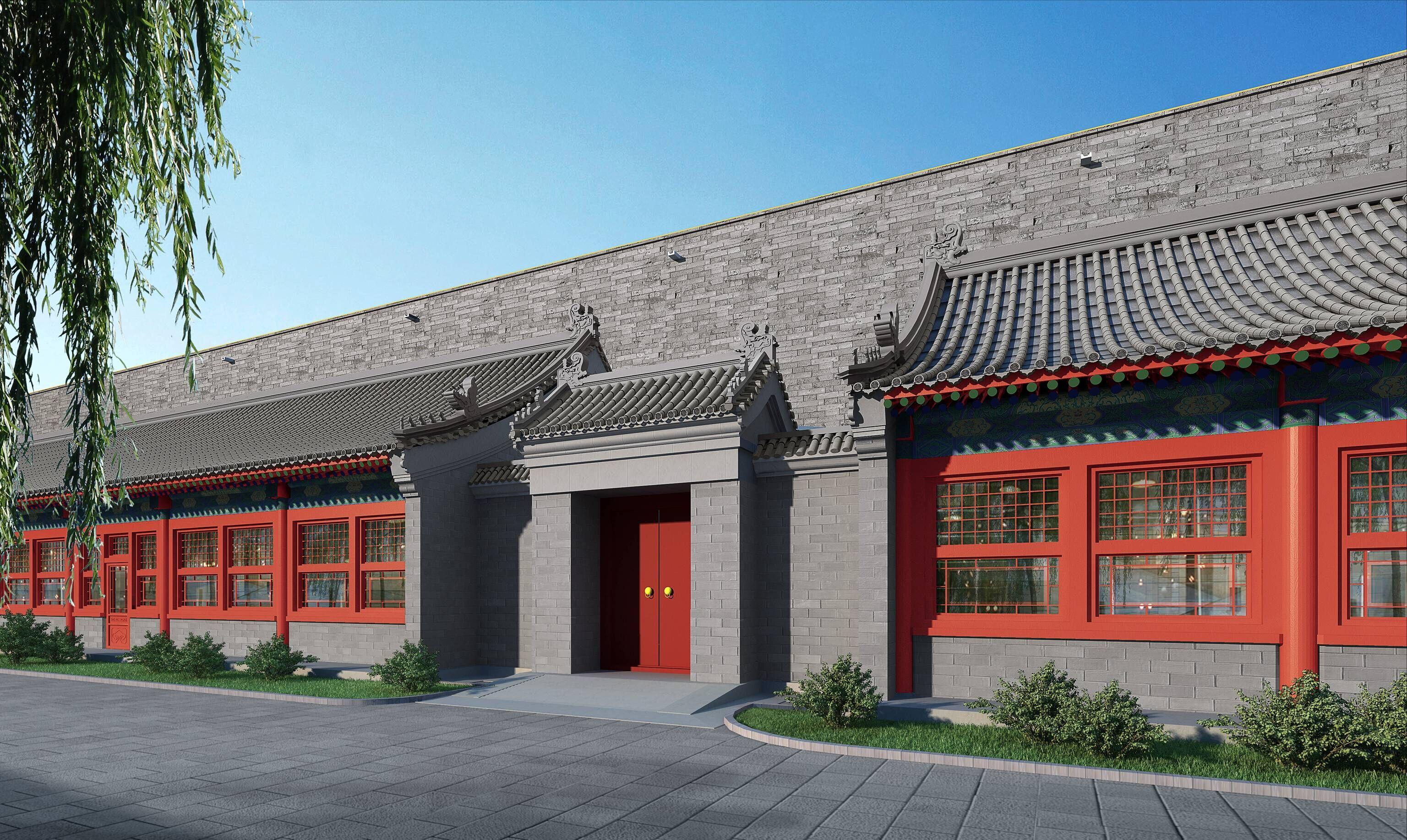 故宫博物院文物保护综合业务用房工程