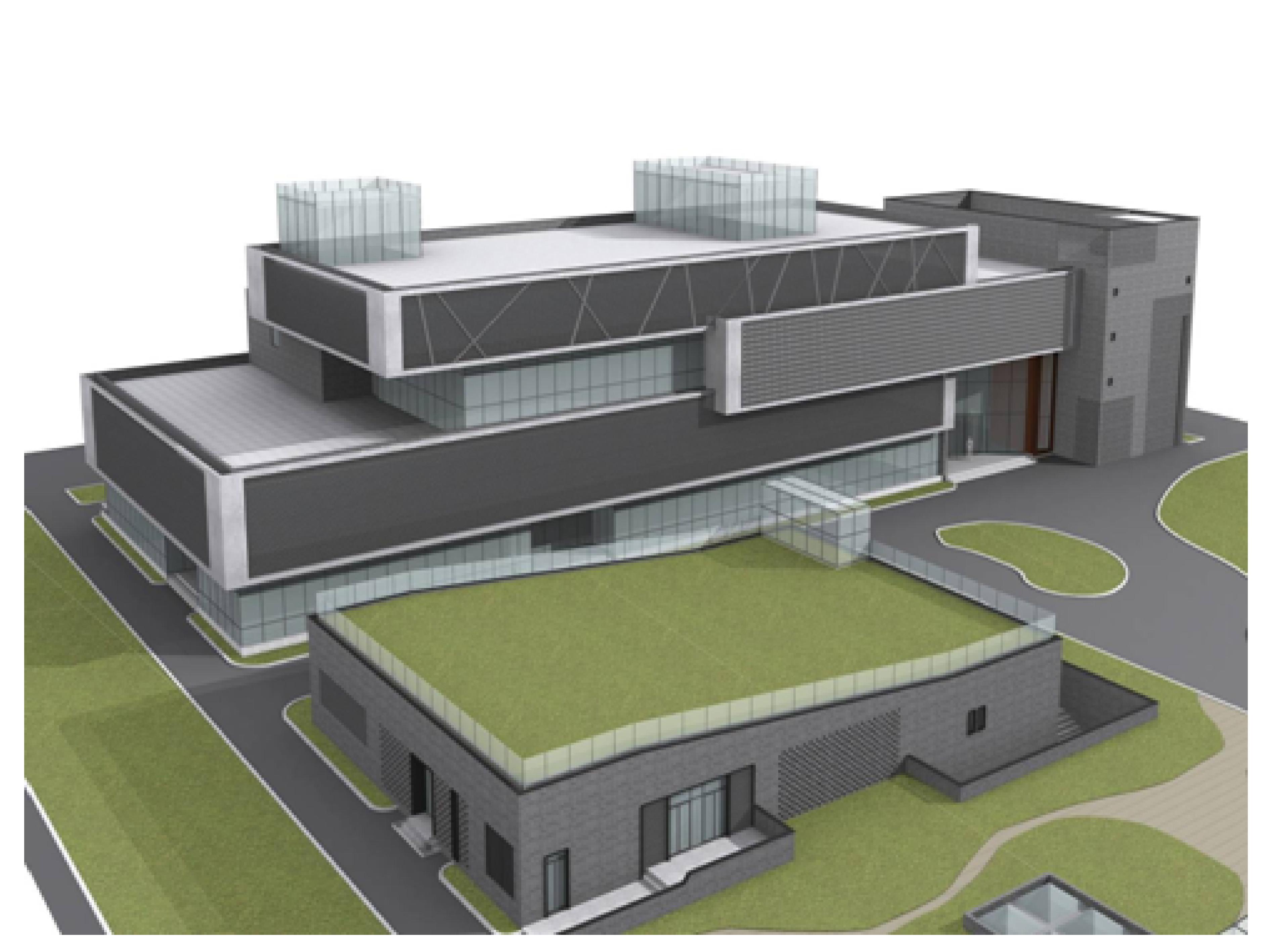 北京电影学院图书馆、综合楼、教学楼等4项工程
