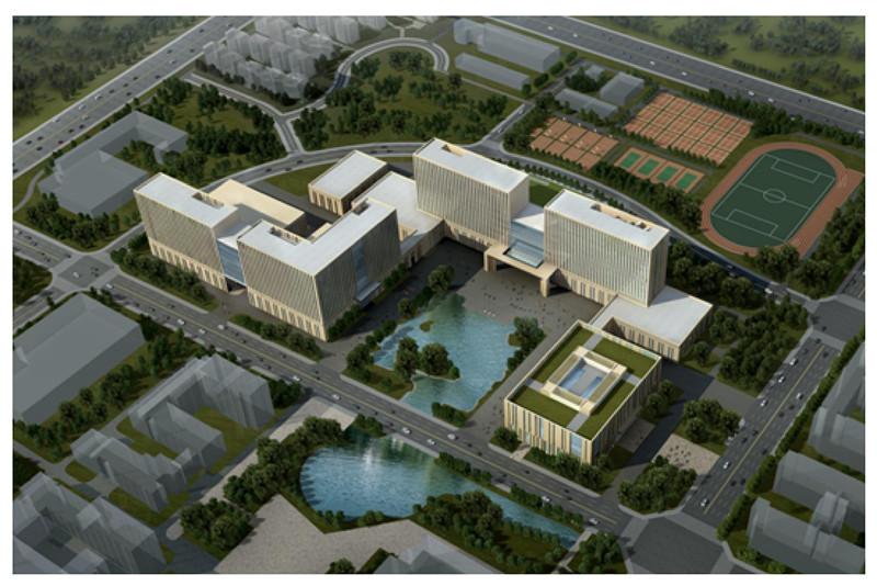 北京航空航天大学公共实验楼